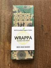 Wrappa Reusable Food Wraps - Beeswax - Live Pure and Simple