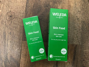 Weleda Skin Food - Live Pure and Simple