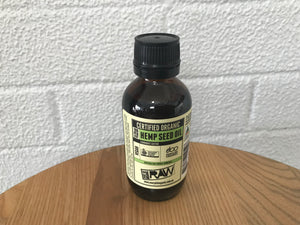 Hemp Seed Oil 200ml - Live Pure and Simple