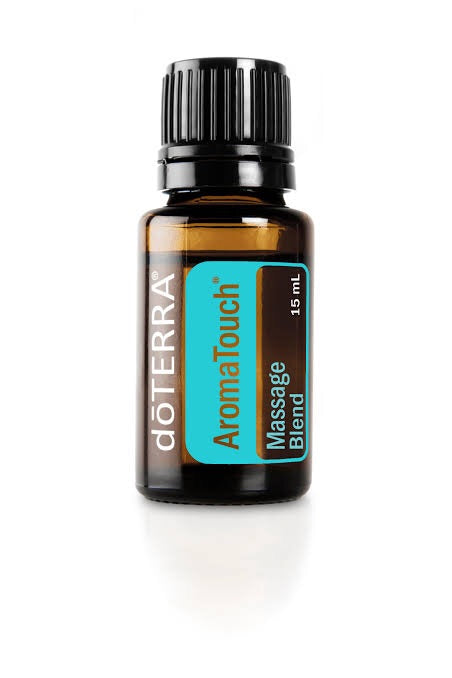 AromaTouch Essential Oil - Massage Blend - Live Pure and Simple