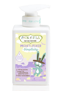Jack N' Jill Simplicity Moisturiser - Live Pure and Simple