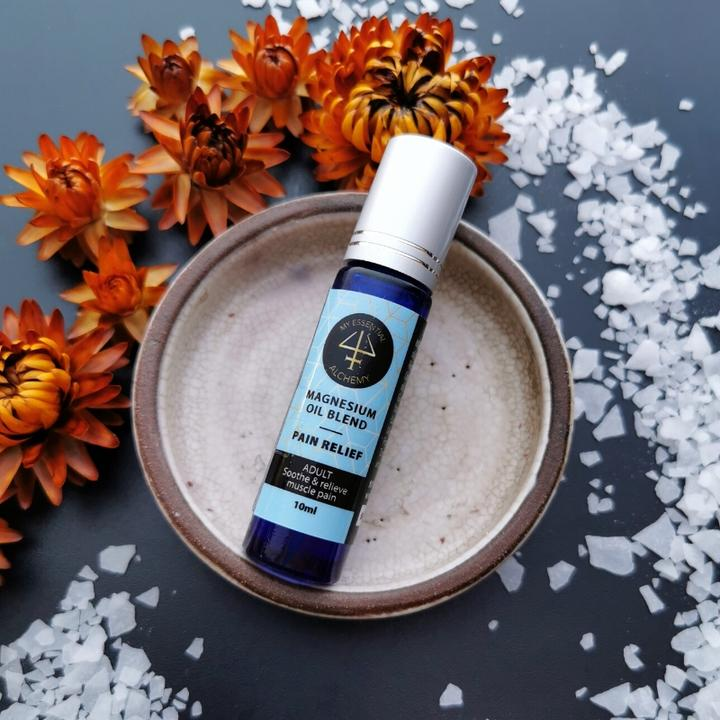 My Essential Alchemy Magnesium Oil Pain Relief Blend