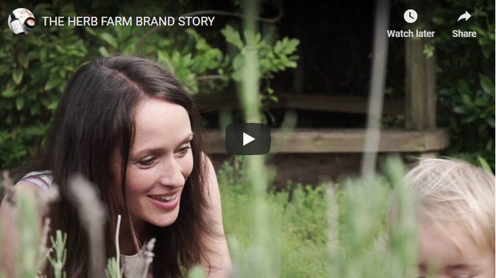 The Herb Farm Brand Story