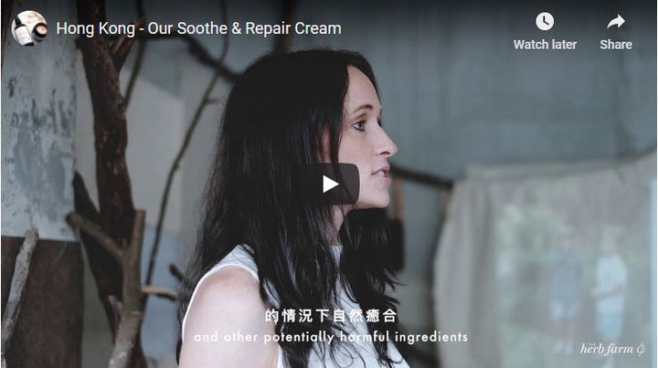 Our Soothe & Repair Cream