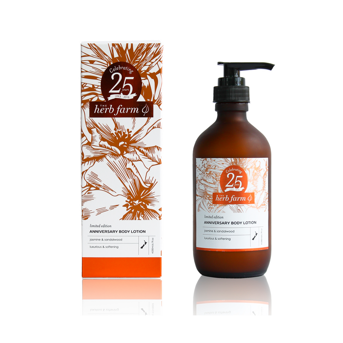 Anniversary Body Lotion