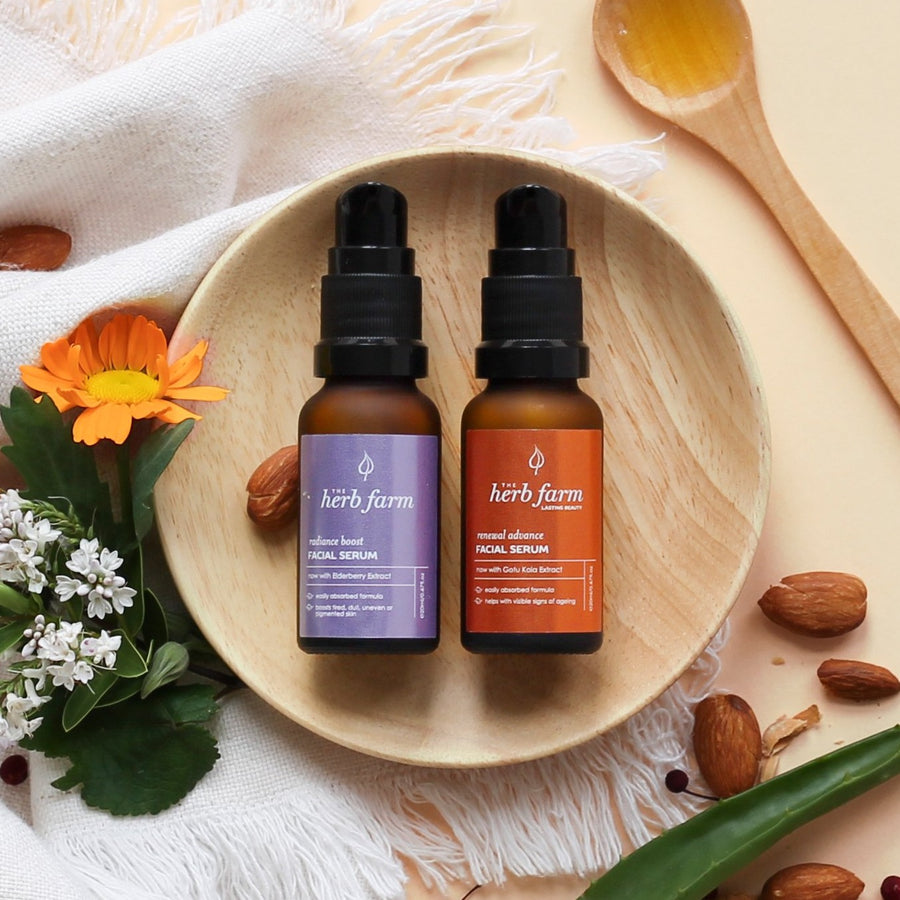Radiance Boost Facial Serum