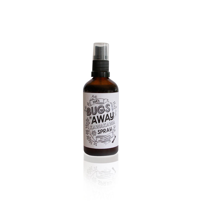 Zoe's Bugs Away Kawakawa Spray