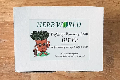 Herb World - Professor Rosemary DIY Kit