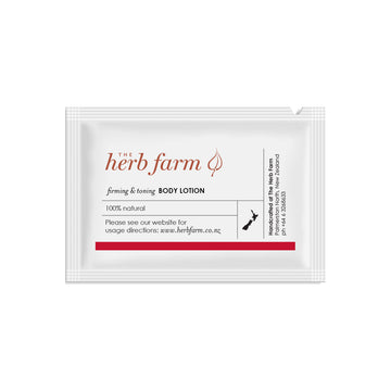 Firming & Toning Body Lotion Sample Sachet