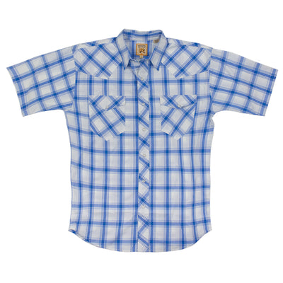 Joshua Tree Plaid SS - RESISTOL