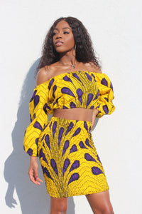Passion Fruit Skirt