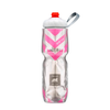 בקבוק לחיץ תרמי קר Polar Bottle GRAN FONDO 24 ורוד