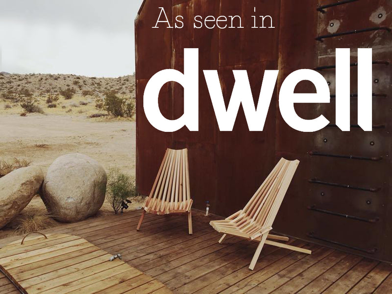 Alder + Ash as seen in Dwell Magazine! {video}