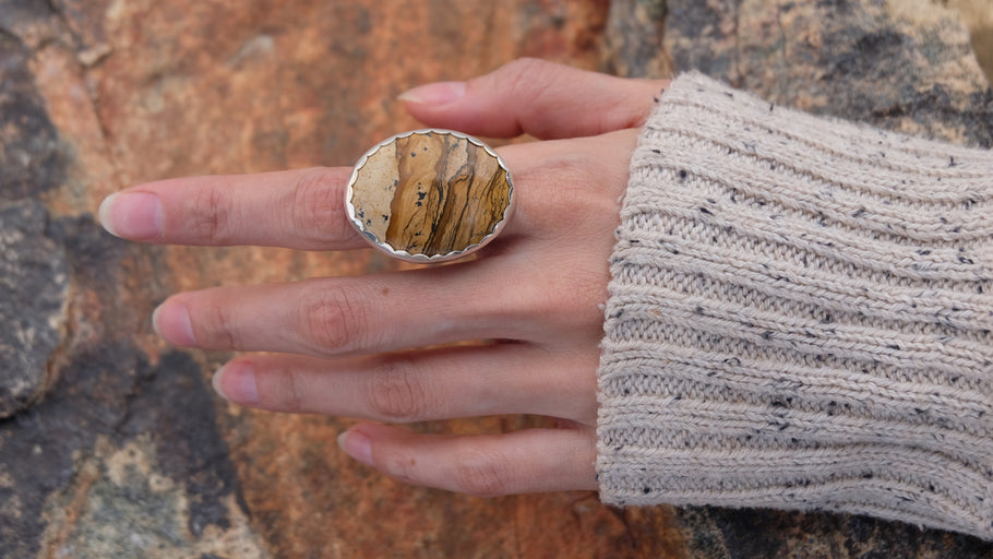 The making of Alder + Ash Desert Ring {video}