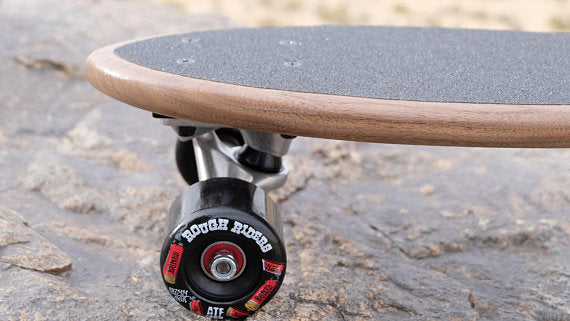 The making of the Zephyr mini cruiser skateboard! {video}