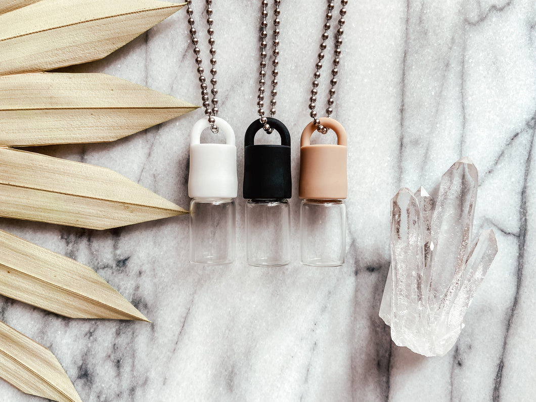 Must Have Silicone Rollerball Necklace Collection