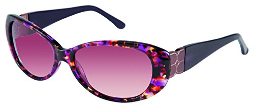 BCBGMaxazria Dashing Sunglasses - PlumMulti size 53 - NEW
