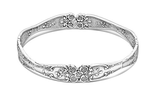 Silver Spoon Jewelry, Lady Helen Bangle Bracelet
