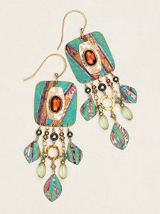 Holly Yashi Mystic Falls Earrings, Hypoallergenic Jewelry, Made in California