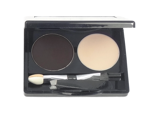 Brow Wax Duo: Brown Black