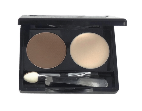 Brow Wax Duo: Cool Brown