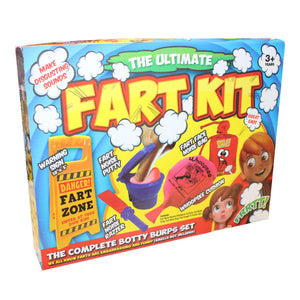 The Ultimate Fart Kit