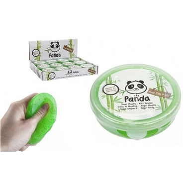 Panda Poop Play Putty