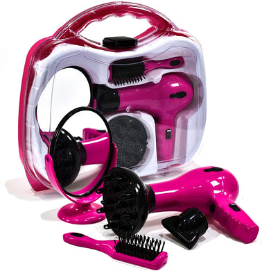 Battery Operated Hairstyler Set