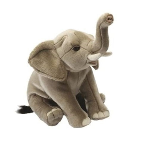 Living Nature Elephant Soft Toy 25cm