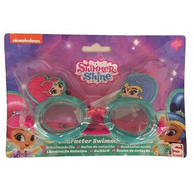 Shimmer & Shine 3D Swimming Goggles