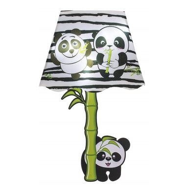 Panda Wall Sticker Light
