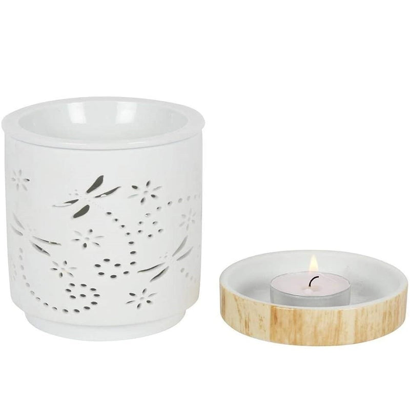 Dragonfly Oil Burner