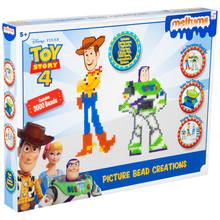 Toy Story 4 Picture Bead Creations
