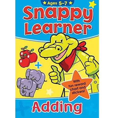 Snappy Learner Adding Book Ages 5-7