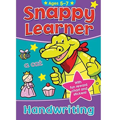 Snappy Learner Handwriting Book Ages 5-7