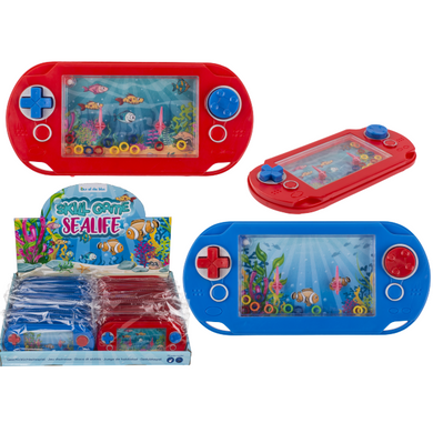 Handheld Water Game Sealife