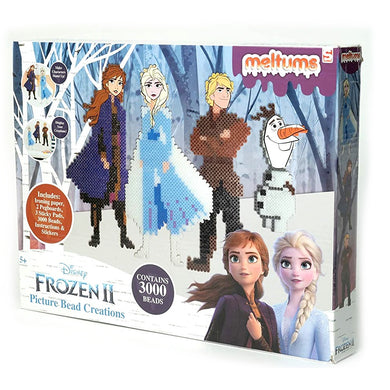 Disney Frozen 2 Picture Bead Creations