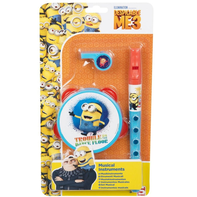 Despicable Me Music Set