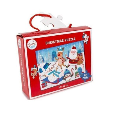 Christmas Jigsaw Puzzle 45 Pieces