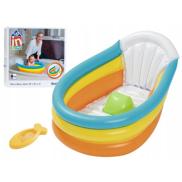 Bestway Portable Inflatable Baby Bath