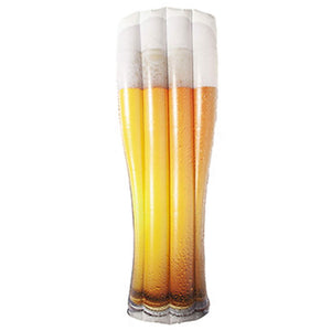Inflatable Beer Glass Lounger
