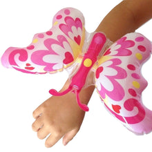 Inflatable Butterfly Wristband