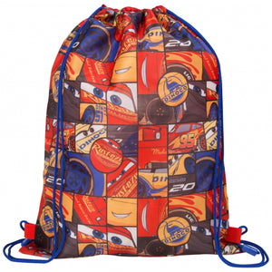 Disney Pixar Cars Drawstring Bag
