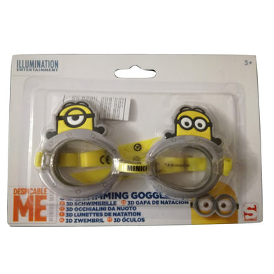Despicable Me 3D Swimming Goggles
