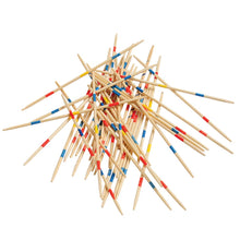 Wooden Pick Up Sticks Game