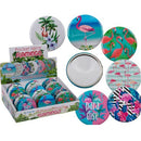 Flamingo Pocket Mirror