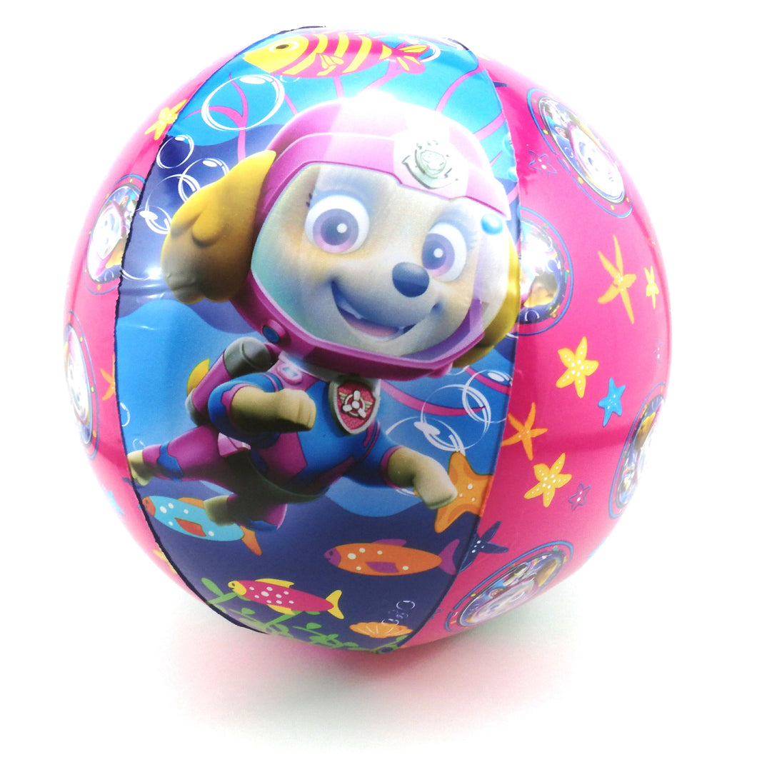 Paw Patrol Girls Beach Ball