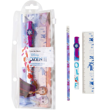 Frozen 2 Stationary Set