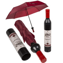 Bottle of Wine Umbrella