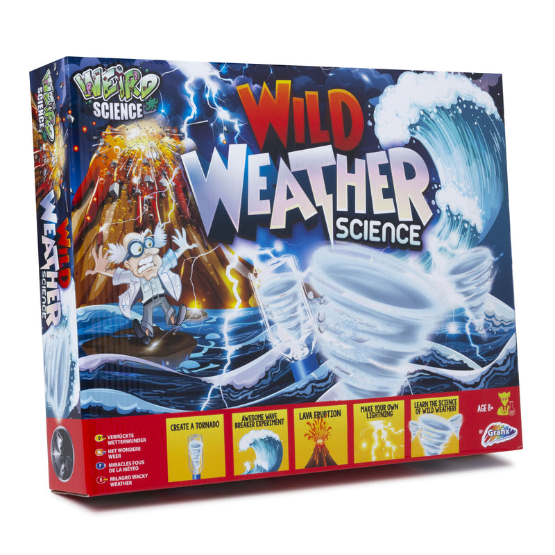Wild Weather Science